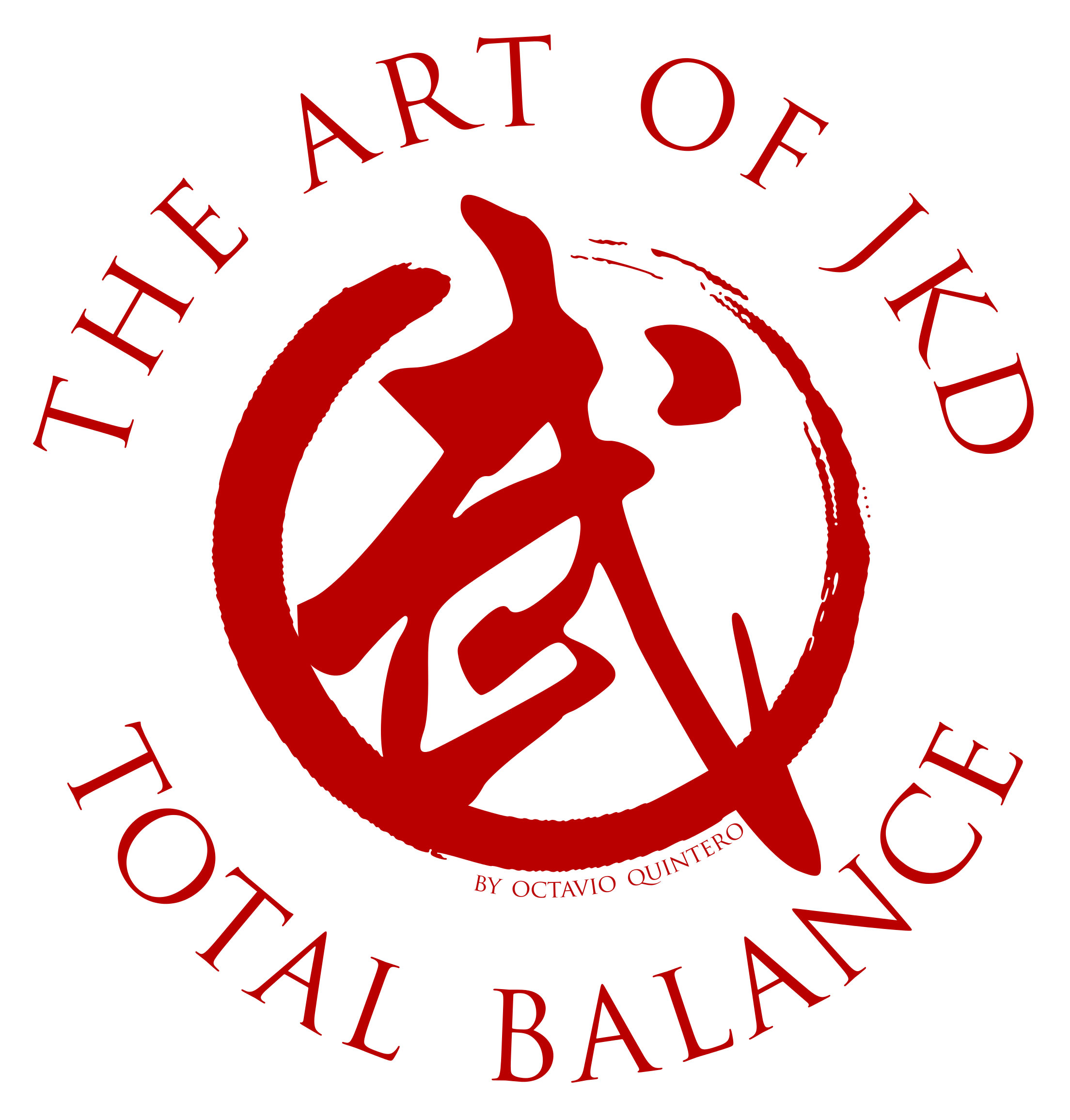 The Art of JKD Logo
