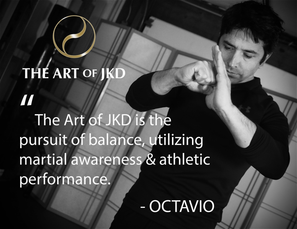 What is the Art of JKD?  The Art of JKD Online